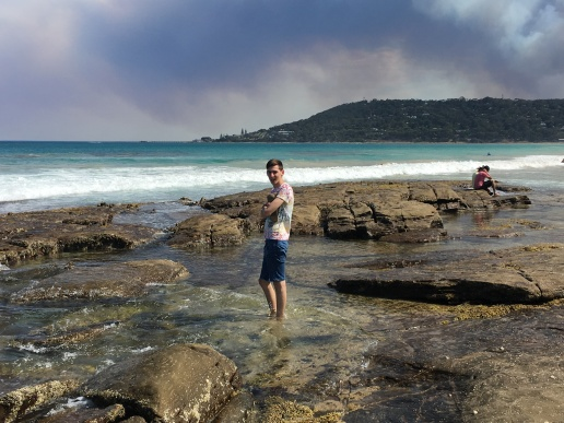 beach 1 - near lorne