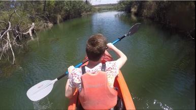 canoeing 8
